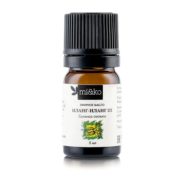Эфирное масло Иланг-иланг 5 мл, органик