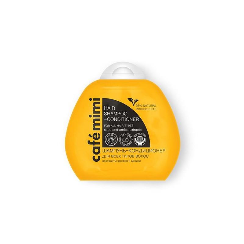 Шампунь-кондиционер для волос 2В1, 100 мл